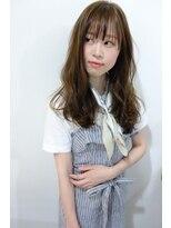 ヘア デザイン エシレ(Hair design esille.)スモーキーアッシュ