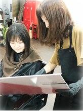 ヘアメイクスタジオ ココ(hair make studio coco)