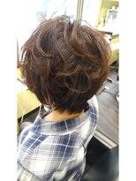 hair sosくちゃり、旬髪ショートスタイル(^^)