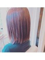 【Aile Hair】さらさらストレート★イルミナカラー★30代