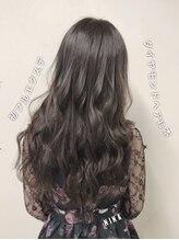 ニーナ ビューティーサロン(NINA Beauty Salon)ダイヤモンドヘア70本#プルエクステ#エクステ#札幌#暗髪#艶髪