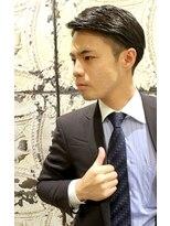 ヨシザワインク プレミアム 築地店(YOSHIZAWA Inc. PREMIUM)【ヨシザワ聖路加】30代40代ビジネスツーブロクラシック刈り上げ