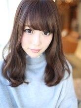 """アグ ヘアー カバロラ広島店 by alice(Agu hair caballola)""""ナチュラル☆""""モテロング"""