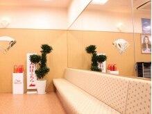 美容プラージュ 豊田駅前店の雰囲気(安心して任せられるベテランスタイリストが在籍☆)
