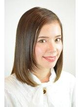 ヘアデザイン グラン ジュテ(Hair Design GRAND JETE)【検見川浜グランジュテ】 小顔ミディボブ