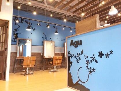 アグ ヘアー ブリーズ 鳥取倉吉店(Agu hair breeze)の写真