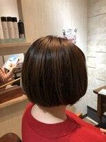 アイビーヘアー(IVY Hair)ショートボブスタイル