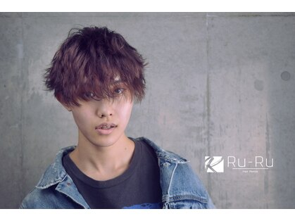 ルル ヘアーリミックス(Ru-Ru Hair Remix)の写真