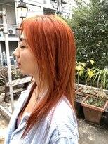ブロック ジャポン(bloc japon)clear orange