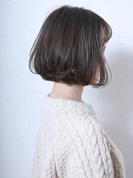 ヴィスト バイ レボ(VIST by REVO)の写真/[グローバルミルボン取扱い]一人ひとりの髪質やお悩みに合わせ、話題の髪質改善をご提案*【新松戸】