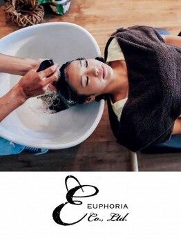 ユーフォリア(Euphoria)の写真/【世界初☆魔法のマイクロバブルシステム導入!★】その場で実感できる、頭皮と髪の新常識の美容法♪