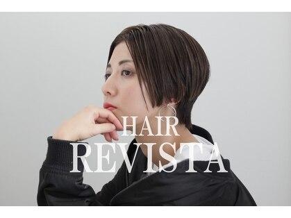 ヘアーレヴィスタ(HAIR REVISTA)の写真