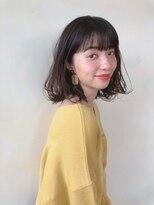 ベル ギンザ (Belle Ginza)モテ髪カタログ パーマで時短スタイリング♪店長 長岡