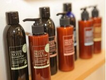 オウチ 美容室 houtiの雰囲気(髪に優しいオーガニックシャンプー・トリートメントを使用◎)