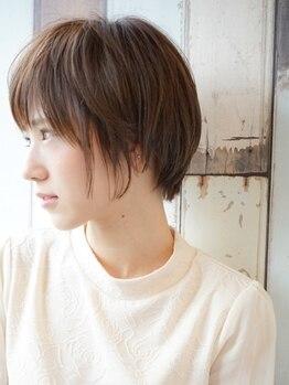 アットアール(@R)の写真/至高の髪質改善をご提案♪いつも綺麗でありたい大人女性に本物志向の美しさを。