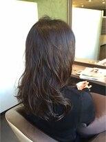ディアローグ 瑞江店(DEAR-LOGUE)軟毛でも、ゴロッと大きなカールが自慢のパーマ