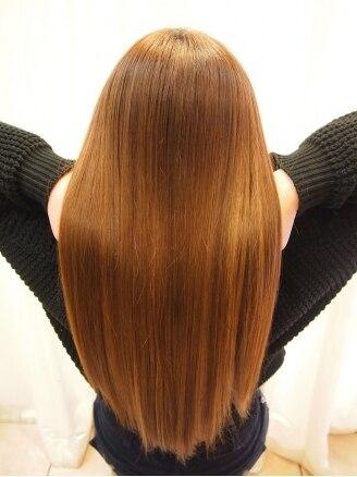 髪の再構築に必要な【ケラチンたんぱく質】