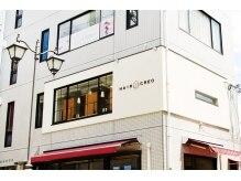 ヘア クレオ(HAIR CREO)の雰囲気(川西能勢口 駅徒歩1分☆ビルの2階だから、視線が気にならない!)