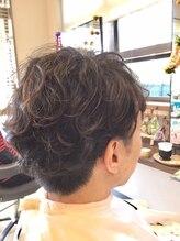 マナ ヘアリゾート(Mana hair Resort)マッシュ