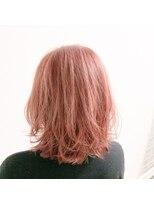 【HAIR LATTE】ベリーピンク_イルミナカラー