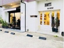 ルーツヘアーデザイン(ROOTS HAIR DESIGN)の雰囲気(カフェっぽいけど美容室です。お気軽に入ってください。)