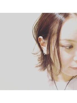 フレア ヘア サロン(FLEAR hair salon)トレンド重軽ボブ!!