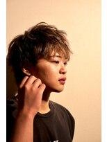 メンズヘアースパイス ユメサキ(Men's Hair SPICE -yumesaki-)ふとした時もキマるマッシュ