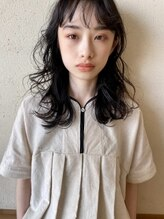 ロプート(Loput)feminine curl long