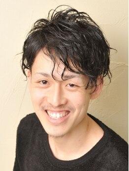 ヘアーアンドメイク オー(hair&make O)の写真/【京阪香里園駅2分】気軽な雰囲気が心地イイ♪一人一人のカッコよさを引出し提案してくれるhair&make O☆