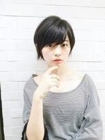 【年齢別】面長の顔に似合うおすすめのショートボブ ひし形