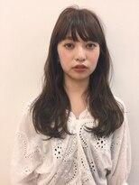 マグノリア オモテサンドウ(MAGNOLiA Omotesando)ニュアンスロングウェーブ・・・担当KAYO