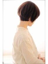 """テイクケアオアレナータ(TAKE CARE OR RENATA)【レナータ】""""ふんわり""""ボリューム☆ショート"""