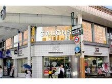 サロンズヘアー 八丁堀店(SALONS HAIR)の雰囲気(20時まで元気に営業しています!)
