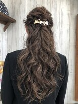 Oscar hair arrange