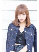 ナイン(9 nine)「9-nine-」ミディアム☆大人かわいい小顔ボブ