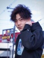 ベンケイ(HAIR AVENUE benkei)【大人気!ツイストスパイラル】アーバンルーズマッシュ