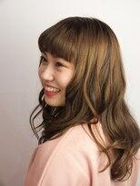 コティー ヘアアンドビューティー(Cottie HAIR&BEAUTY)甘さとあどけなさが可愛い☆ヘアスタイル