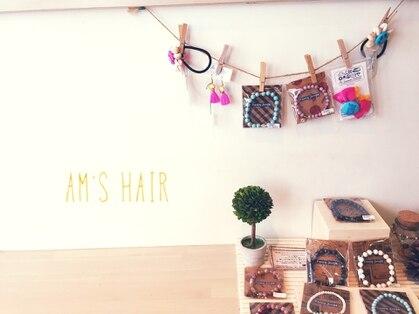 アムズヘアー 本厚木店(AM'S HAIR)の写真