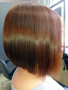 ビューティータッチの写真/《髪質の変化にお悩みの方》必見!こだわりのオーガニックカラーやプレックスで、理想の美髪に導きます♪