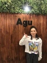 アグ ヘアー グレン 宇都宮店(Agu hair glen)大川原 恵利