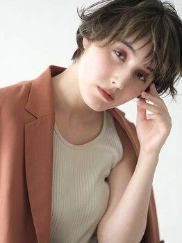 グロウアカバネ バイアンジュ(GLOW AKABANE by Ange)の写真/小顔整頭術で人気のAnge新ブランド◆トレンド×おもてなし×極上リラックスで髪も心も美しく。