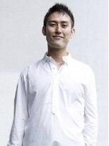 [夏の爽やかスタイル]メンズ王道デザインカット!