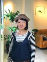 グラムスヘアーラウンジジャパン 自由が丘(glams Hair Lounge JAPAN)Yuko Nagaosa