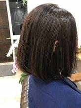 フェーデヘアーデザイン(fede hair design)大人ボブ