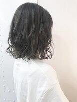 フェイス 池袋店(face)face池袋【eriko】肩上★ゆるふわスタイル