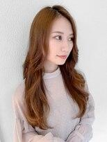 オーブ ヘアー ライラ 山王店(AUBE HAIR raira)AUBE HAIR_韓国風フェイスレイヤー