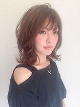 アーツヘアー JR上熊本駅店(ARTS@HAIR)^^^^^^^^外ハネ×リラックスミディ^^^^^^^^