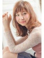 ミンクス 銀座店(MINX)【MINX山本】イルミナカラーで魅せる柔らかグレージュロブ