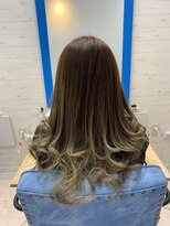 スローライフヘアーデザインアンドスパラウンジ(Slow life Hair design spa lounge)アッシュグレージュ