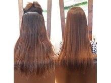 アンテナ ヘアリゾート 北浦和店(ANTEnNA HairResort)の雰囲気(髪質改善トリートメント☆確かな技術で結果を出します!)